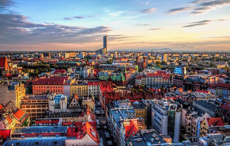 We Wrocławiu funkcjonuje wiele firm świadczących przeprowadzki.